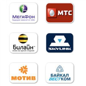 Операторы сотовой связи Жиздры